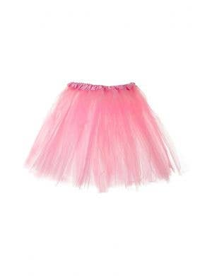Layered Women's Pink Fairy Petticoat