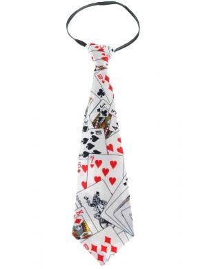 Gambler Adults Necktie Costume Accessory
