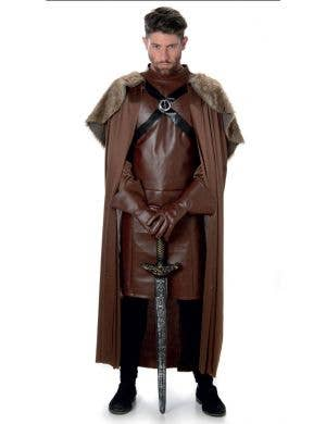Medieval Knight Men's Game of Thrones Costume