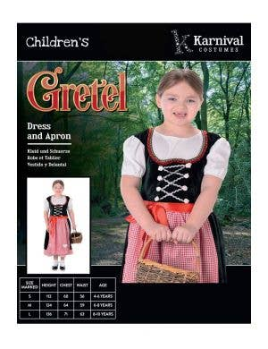 HANSEL AND GRETEL GERMAN LEDERHOSEN OKTOBERFEST CHILD BOYS BOOK WEEK COSTUME