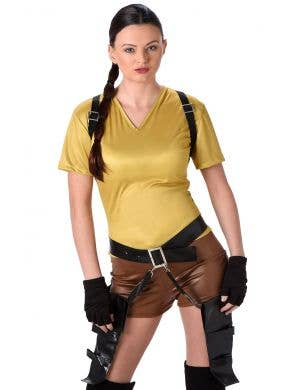 Adventurer Women's Lara Croft Costume