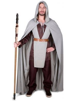 Space Colonist Men's Fancy Dress Costume