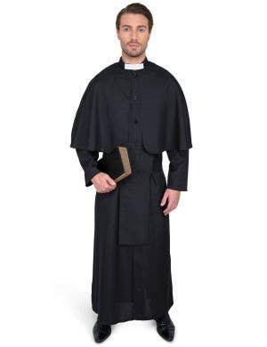 Religious Priest Men's Fancy Dress Costume