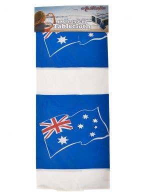 Australian Flag Plastic Table Cover
