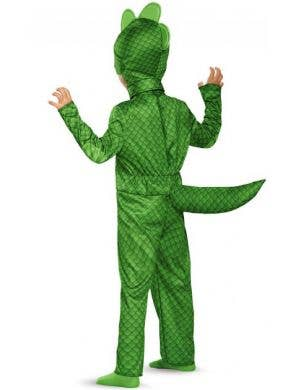 Gekko PJ Masks Boys Fancy Dress Costume