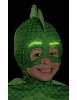 PJ Masks Gekko Glow in the Dark Mask