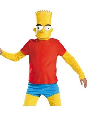 The Simpsons - Bart Simpson Boys Costume
