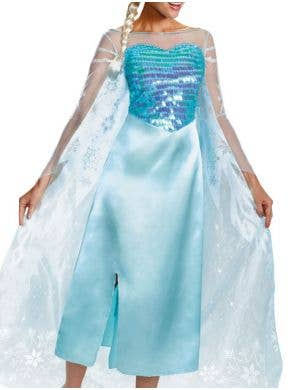 Frozen - Women's Elsa Fancy Dress Costume