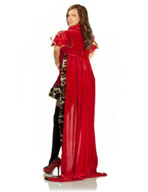 Red Queen Sexy Women's Costume