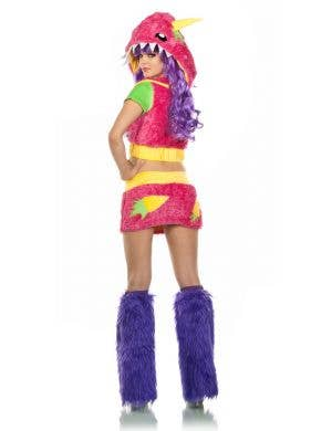 Mish Mash Monster Sexy Women's Costume