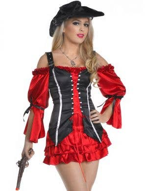 Pirate's Treasure Wench Sexy Pirate Costume