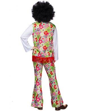 Men's 1970's Cool Peace Hippie Costume