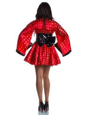 Japanese Kimono Sexy Geisha Women's Costume