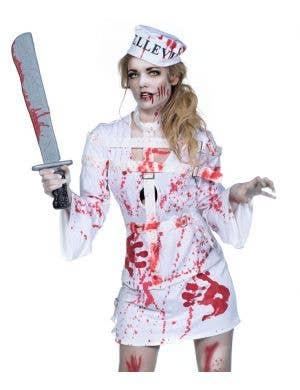 Bellevue Runaway Women's Zombie Costume