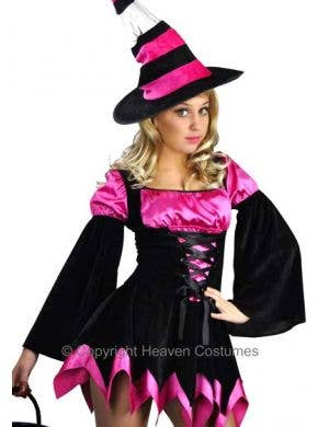 Candy Spider Witch Women's Halloween Costume