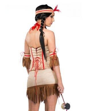 Tribal Babe Sexy Indian Costume
