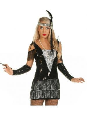 Gatsby Flapper Girl Teen 1920's Costume
