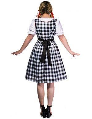 Fraulein Frieda Women's Deluxe Dirndl Oktoberfest Costume