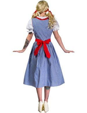Hallo Helga Women's Deluxe Dirndl Oktoberfest Costume