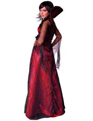 Countess of Darkness Women's Vampire Halloween Costume