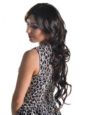 Ava Dark Brown Sexy Deluxe Fashion Wig