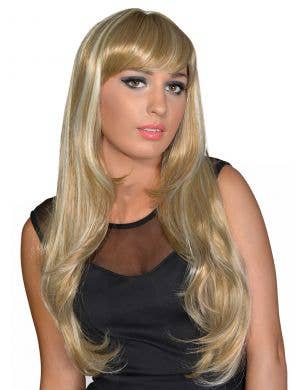 Skye Sexy Blonde Deluxe Fashion Wig