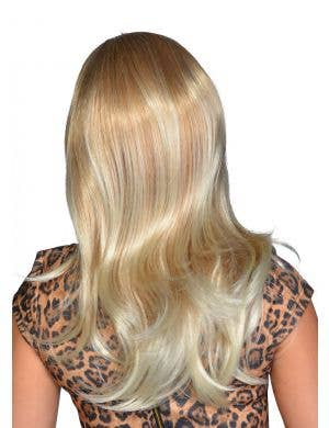 Bree Blonde Flicked Deluxe Fashion Wig