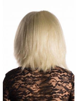 Anna Concave Blonde Bob Deluxe Fashion Wig