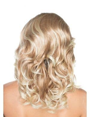Diana Deluxe Wavy Blonde Fashion Wig