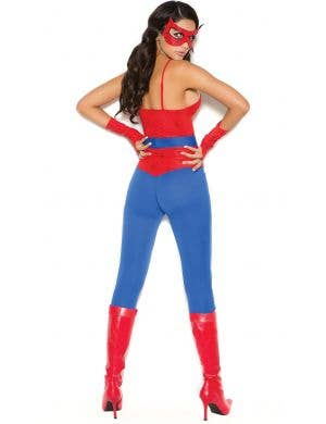 Spidergirl Sexy Women's Superhero Costume