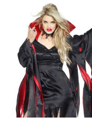 Countess Bloodthirst Women's Vampire Halloween Costume