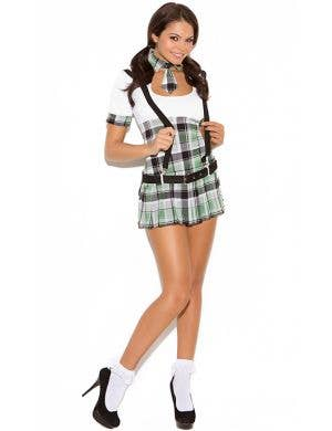 Prep School Priss Women's Sexy Fancy Dress Costume