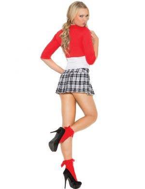 Dean List Diva Sexy Women's Schoolgirl Costume