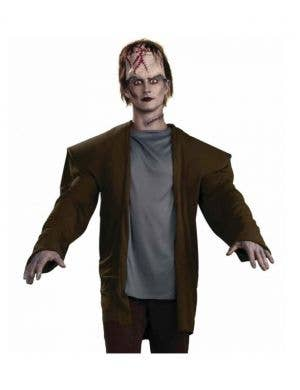 Lab Monster Men's Frankenstein Fancy Dress Costume