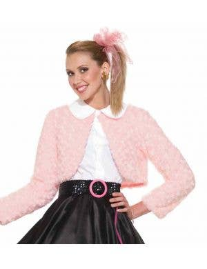 1950's Sweetheart Women's Poodle Skirt Costume