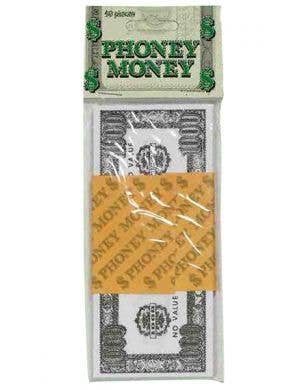 Phoney Money 1000 Dollar Bills Costume Accessory