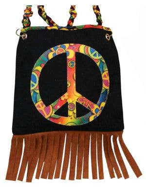 70's Hippie Costume Handbag