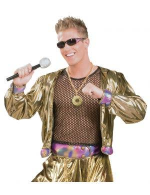 Video Superstar Men's 80's Costume