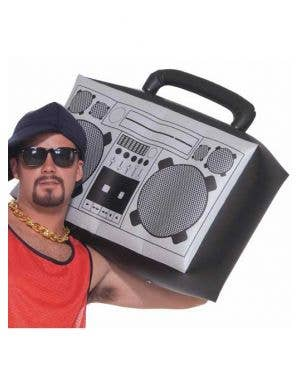 Hip Hop Novelty Inflatable Boom Box
