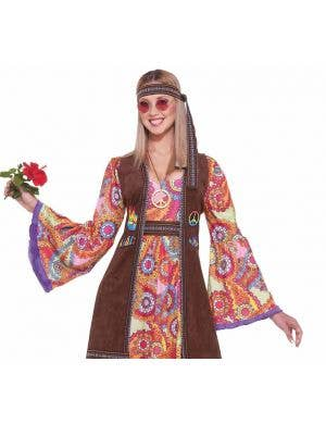 Hippie Love Child Women's 60's Costume