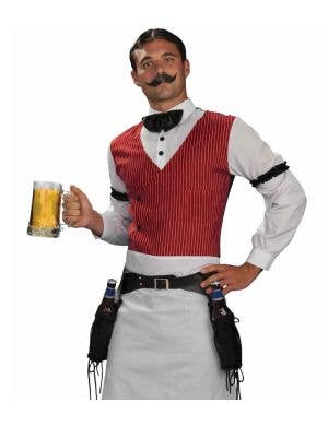 Bartender Men's Wild West Costume