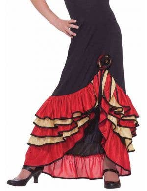 Sassy Spanish Dancer Girls Costume