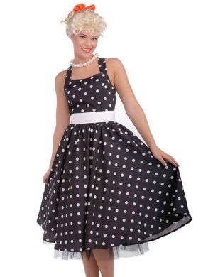 50's Cutie Women's Fancy Dress Costume