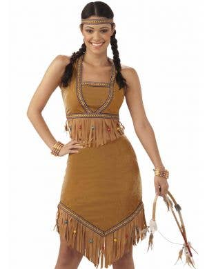 Native American Princess Women's Indian Costume