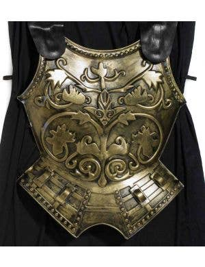 Roman Warrior Chest Plate with Cape