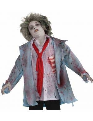Undead Zombie Boy Halloween Costume