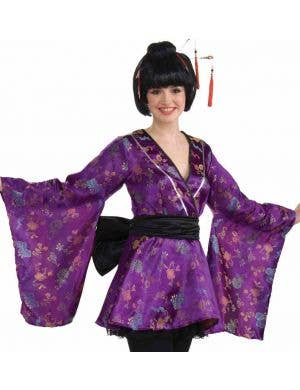Fortune Cookie Teen Girls Geisha Costume