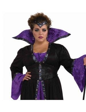Sorceress Women's Plus Size Halloween Costume