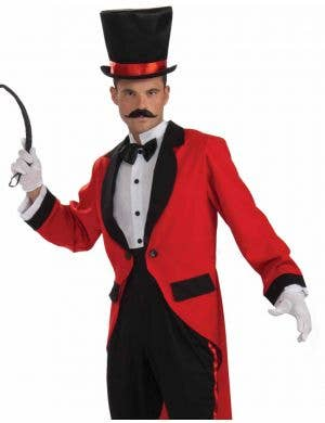 Ring Master Men's Circus Costume