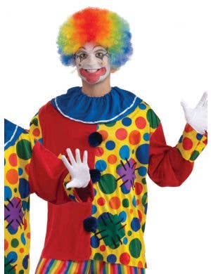 Big Top Clown Adults' Circus Costume